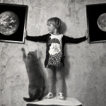 The two of us: the delights of growing up with a cat as a friend