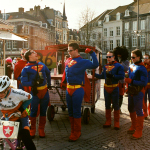 The Family, the Flasher and the Supermen: street photography from the carnival in Maastricht