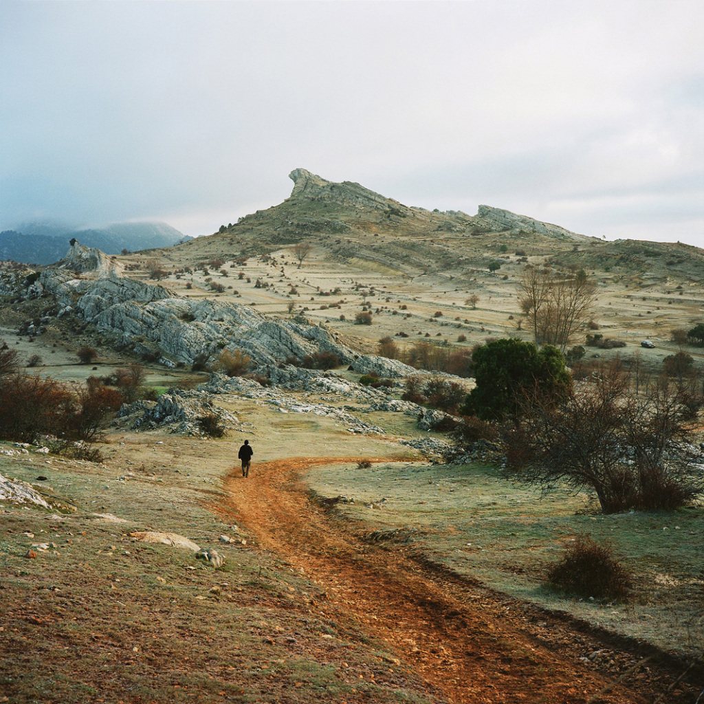 A view of El Pardal, Sierra de Cazorla, Spain, 2013.