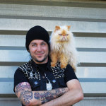 Picture This: a Photoseries of Metal Fans and Their Cats