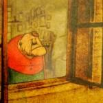 Watch online: La Maison en Petits Cubes (2008, directed by Kunio Kato)