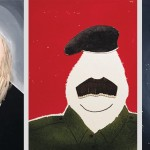 What are you made of? (surprising portraits of people you know)