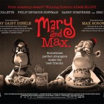 Mary and Max (2009, directed by Adam Elliot)