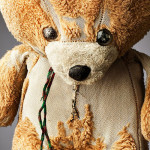 It doesn't get more bitter-sweet than this: Mark Nixon's portraits of old teddy bears