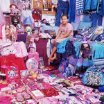 Pink is for girls, blue is for boys: a photo series about the colour/gender divide