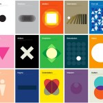 Sum it in a shape: when big concepts and graphic design meet