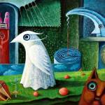 Sugar and spice: the enchanted art of Leszek Kostuj