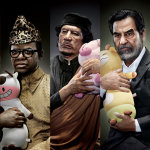 The creepy-kitsch update: dictators and their fluffy toys