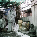Leninopad: where did all the Lenin statues go?